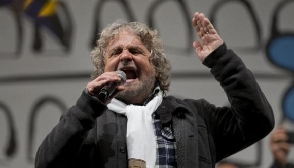 Beppe Grillo annuncia il terzo V-Day