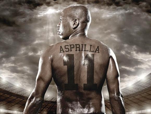 L'ex giocatore Faustino Asprilla in un film a luci rosse