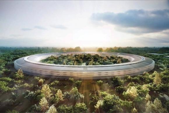 """Apple approva la costruzione della sua nuova sede """"Astronave"""""""