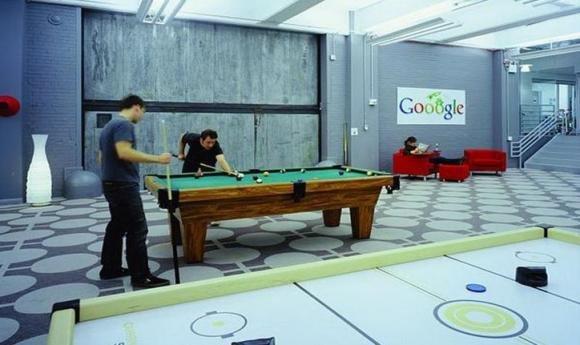 È Google il miglior posto di lavoro del mondo