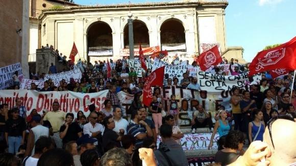Manifestazione contro l'austerity, torna l'incubo black bloc