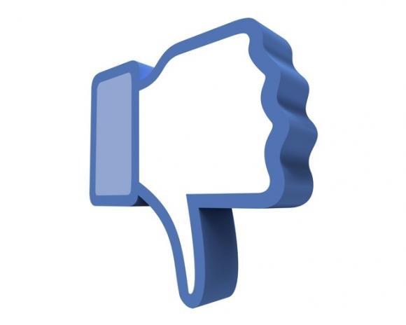 Disservizio Facebook, server down in tutto il mondo