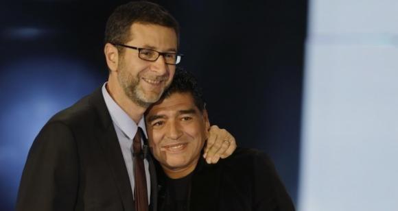 """Stefano Fassina attacca Maradona: """"Gesto da miserabile"""""""