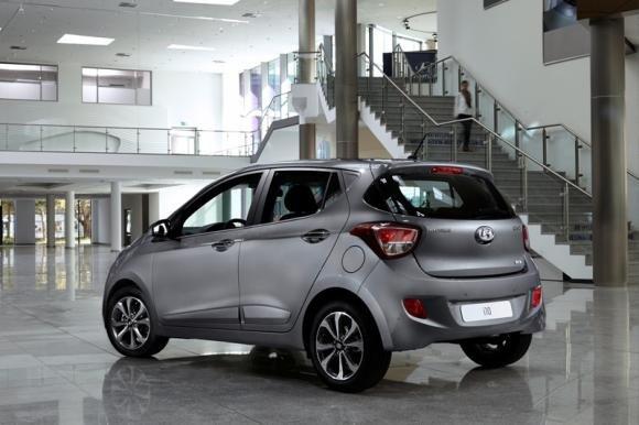 Hyundai i10 Nuova Generazione