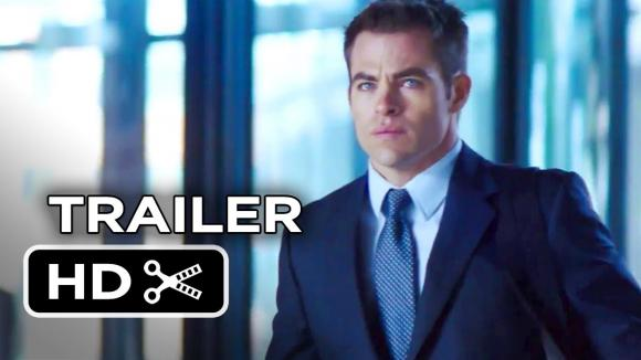 Jack Ryan: Shadow Recruit: primo trailer del film con Chris Pine