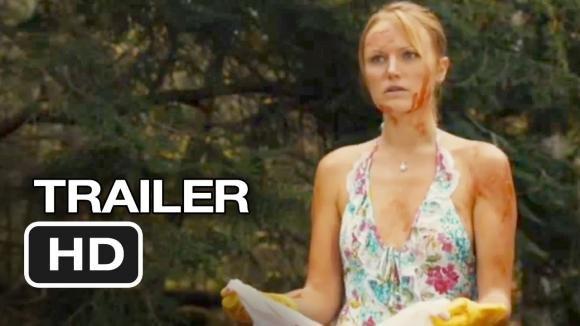 Cottage Country: primo trailer della dark comedy con Malin Akerman