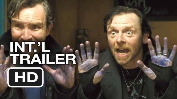 La fine del mondo: Pegg e Frost nel terzo film della trilogia dell'Apocalisse