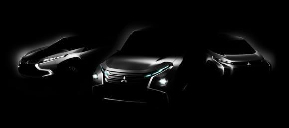 Tre nuove concept car Mitsubishi al Motor Show di Tokyo 2013