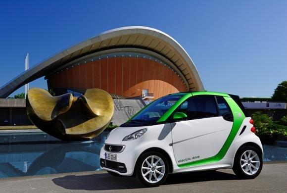 Smart protagonista della Settimana Europea della Mobilità a Bologna
