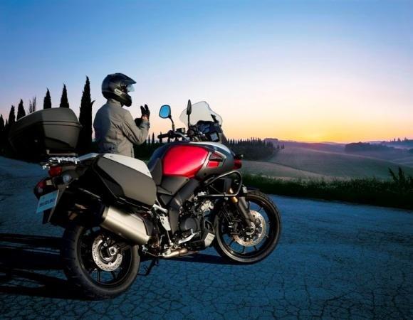 Suzuki all'EICMA 2013: nuova V-Strom 1000 e tante altre novità