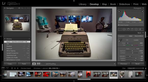 E' arrivato Adobe Lightroom 5!