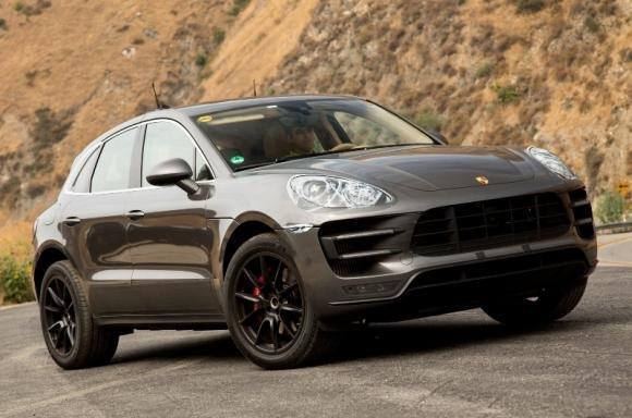 Porsche Macan e altre novità alla fine del 2013
