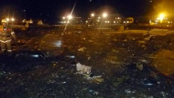 Russia, precipita Boeing: oltre 50 morti