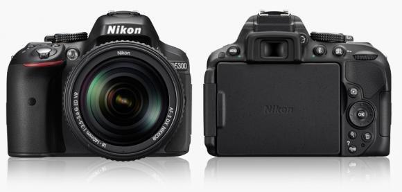 Nikon D5300, fotografia e condivisione!