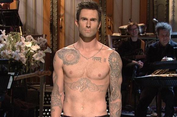 L'uomo più sexy del mondo è Adam Levine