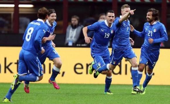 Italia-Germania 1-1: buon pareggio contro i tedeschi