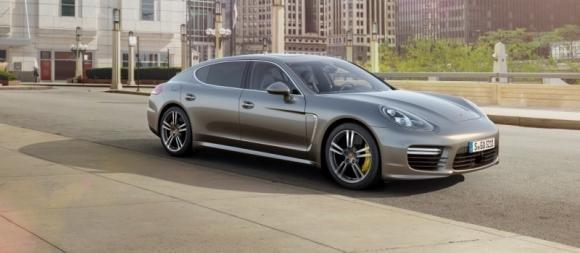 Porsche Panamera Turbo S, Gran Turismo al vertice