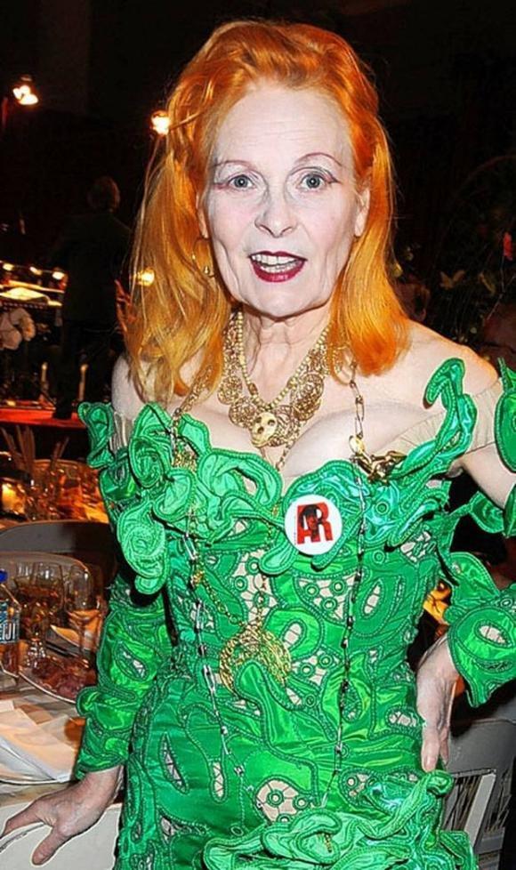 Vivienne Westwood si svela in una biografia