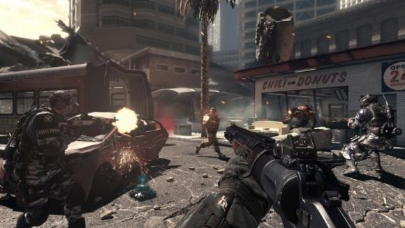 Call of Duty: Ghosts, grafica migliore su PS4 rispetto a Xbox One