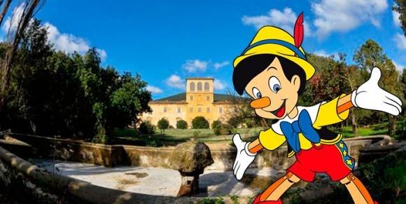 Pinocchio rimane senza casa!