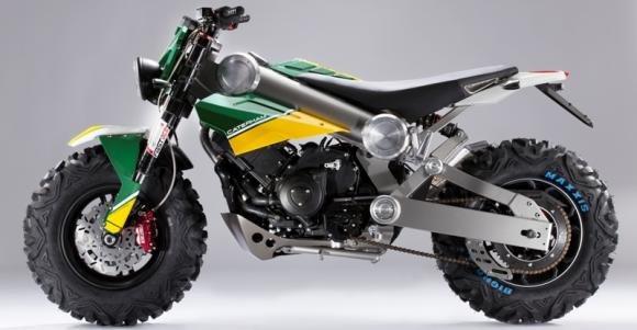 Caterham Bikes, nascono le motociclette Caterham