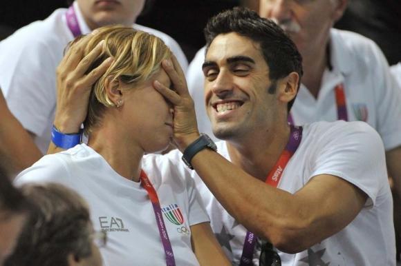 Federica Pellegrini e Filippo Magnini in crisi (di nuovo)