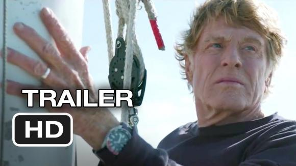 All is Lost: Robert Redford protagonista unico nelle vesti di naufrago