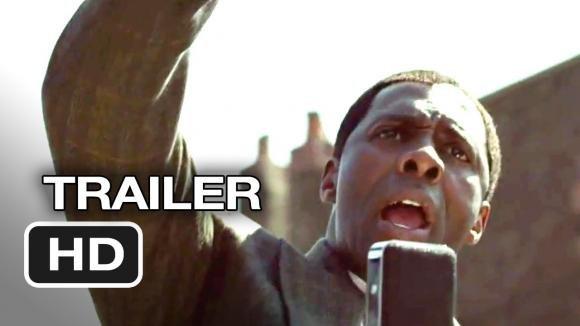 Mandela: il trailer del film con Idris Elba sulla vita del presidente sudafricano