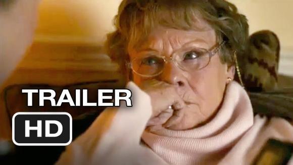 Philomena: trailer del film con Judi Dench e diretto Stephen Frears