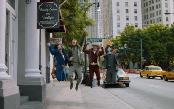 Anchorman 2: Will Ferrell e Paul Rudd nel sequel del film del 2004