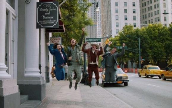 Anchorman 2: Will Ferrell e Paul Rudd nel sequel del film del 2004