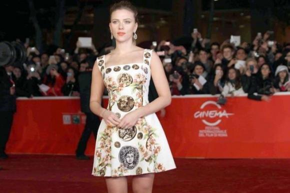 Il look delle star del Festival del cinema di Roma