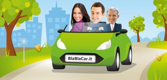 BlaBlaCar, risparmiare con il ride sharing
