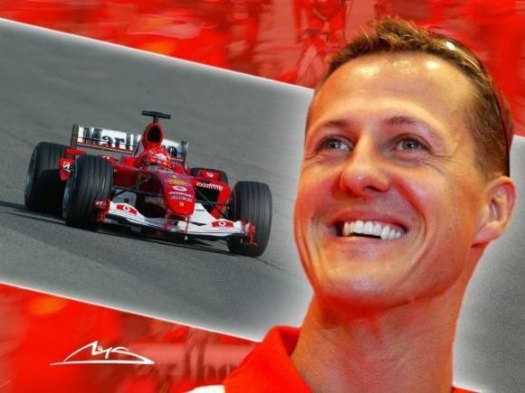 """""""Doppi auguri Michael!"""": la Ferrari per il compleanno di Schumacher"""