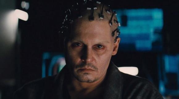 Transcendence: primo trailer del film fantascientifico con Johnny Depp