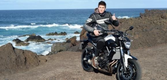 Diventa ambasciatore Yamaha MT-07: un'esperienza indimenticabile