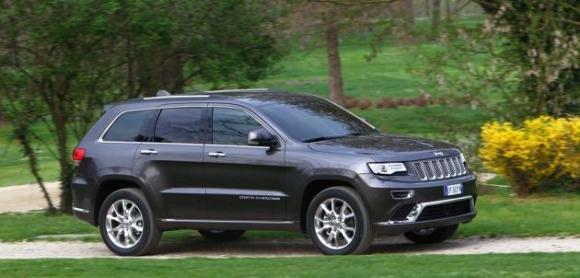 Jeep Grand Cherokee si aggiudica il titolo di Auto Lider 2013