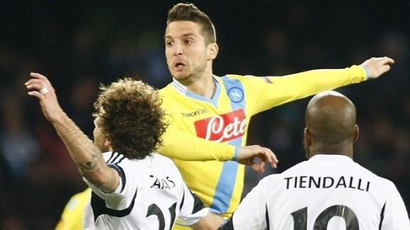 Il Napoli con la testa a Livorno dopo l'entusiasmo in Europa League