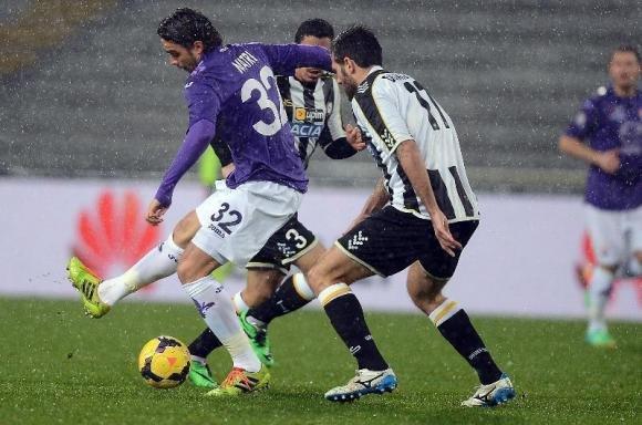 Coppa Italia: continua il sogno dell'Udinese (cronaca della partita)