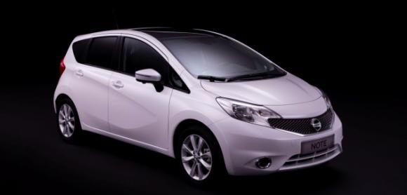 Nissan Note, arriva la versione bifuel benzina/GPL