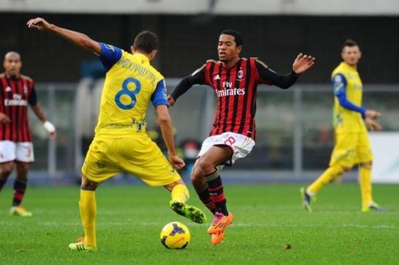 Anticipi di serie A sabato 29/03/2014: Milan-Chievo e Bologna-Atalanta