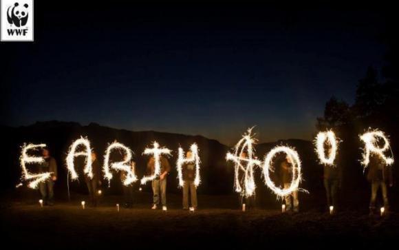 Earth Hour: la terra spegne le luci per un'ora