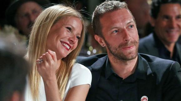 Gwyneth Paltrow e Chris Martin comunicano ufficialmente la loro separazione