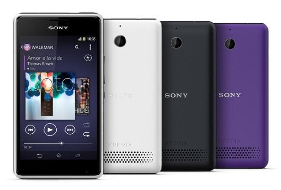 Novità di Sony: phablet Xperia T2 Ultra e un disco di archiviazione di 300 GB