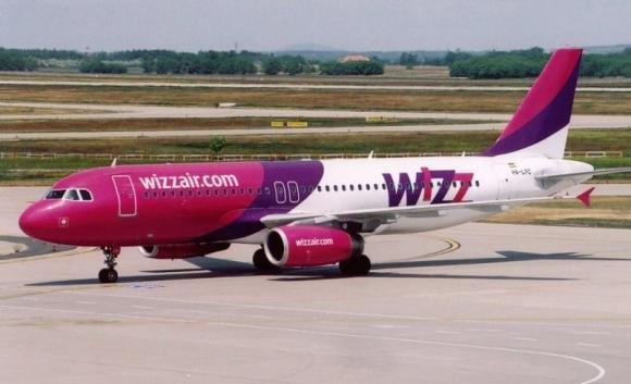 Volo della Wizz Air Londra-Budapest sempre in ritardo