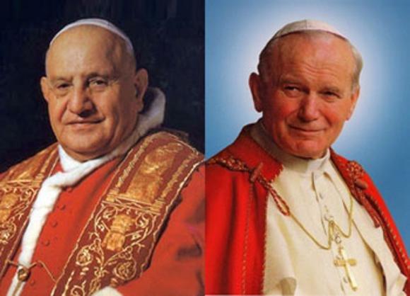 Giovanni XXIII e Giovanni Paolo II saranno proclamati Santi il 27 aprile