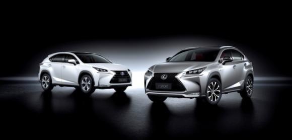 Lexus NX, il nuovo crossover debutta a Pechino