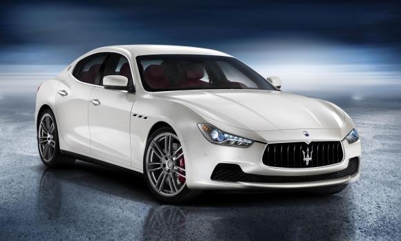 Maserati presenta la Quattroporte diesel