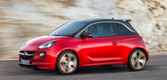 Opel ADAM S Concept: tra un anno la piccola bomba