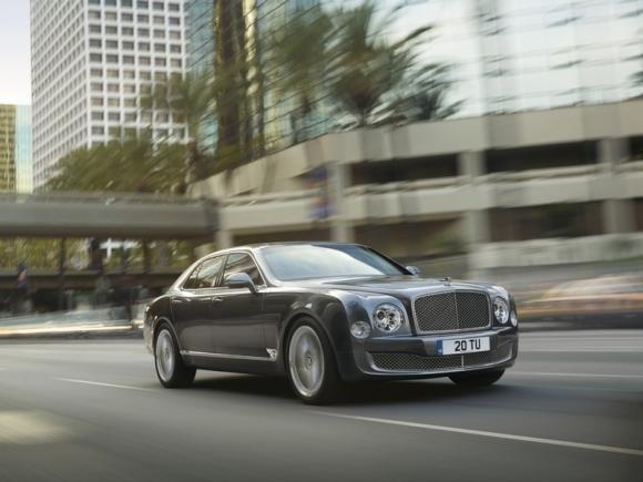Nuova Bentley Mulsanne 2014: espressione pura di lusso